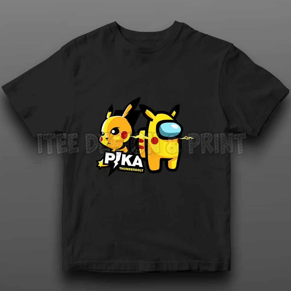 Pikachu Among Us Impostor 22