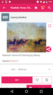 Naaniz - Marketplace App- screenshot thumbnail