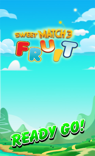 Sweet Match 3 Fruit