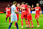 Standard heeft het lastig tegen Vojvodina, maar kan zich na verleningen plaatsen voor de laatste voorronde van de Europa League
