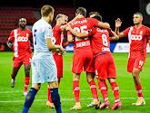 Standard heeft deze avond met 2-1 gewonnen van Vojvodina