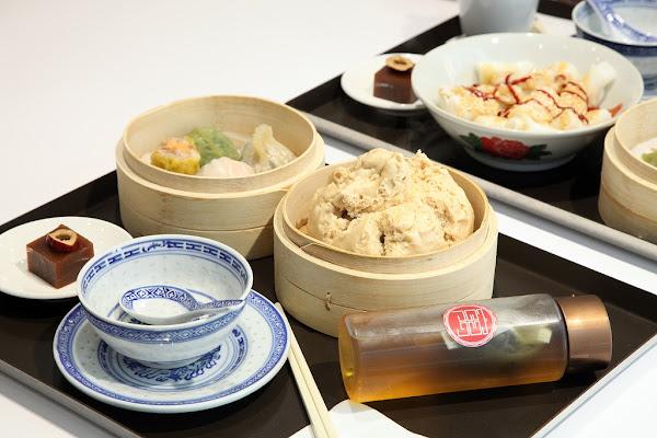 台南美食-寓點~早餐新選擇個人港式飲茶套餐,還有連香港也很難一嚐其美味的厚工雞球大包也出現在餐單裡