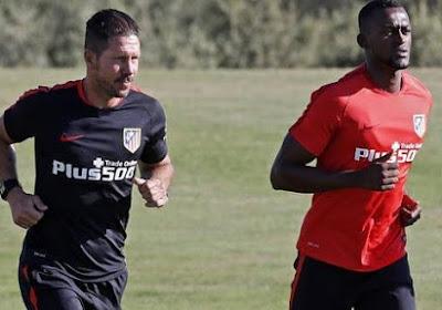 Diego Simeone assume l'échec Jaskson Martinez
