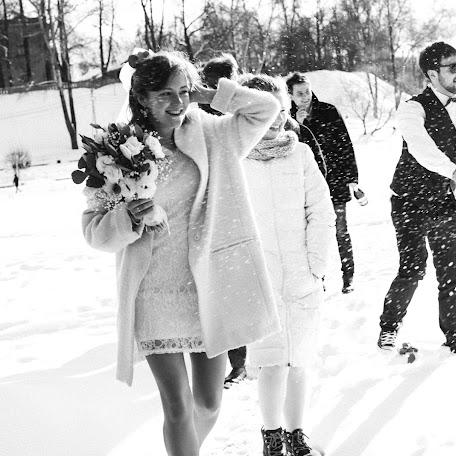 Wedding photographer Ekaterina Shilova (Ekaterinashilova). Photo of 31.01.2018