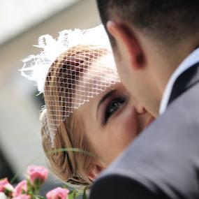 by Foto GrafArt - Wedding Bride & Groom
