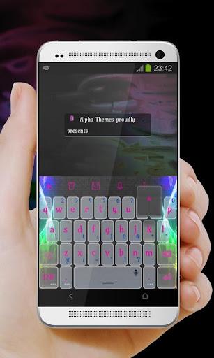 玩個人化App|불타는 핑크 TouchPal免費|APP試玩