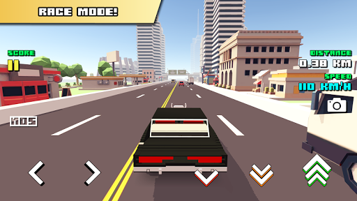 Blocky Car Racer 1.24 screenshots 2