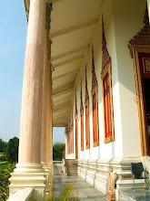 Photo: Phnom Penh - Srebrna Pagoda, Wat Preah Keo Morokat / Sliver Pagoda