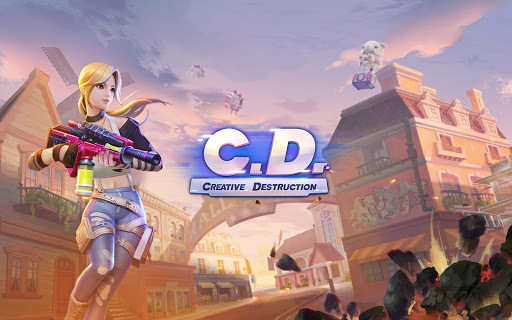 Creative Destruction 1.0.651 screenshots 7