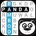 Word Search Panda icon