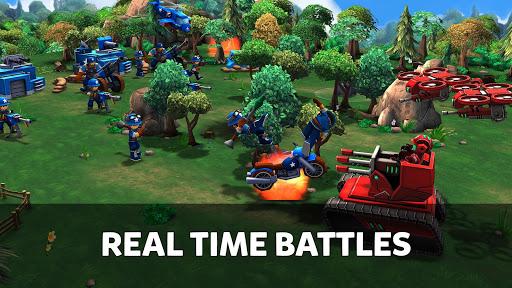 Mini Guns - Omega Wars  screenshots 4