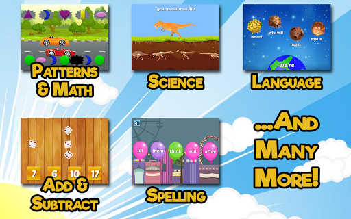 First Grade Learning Games screenshots 2