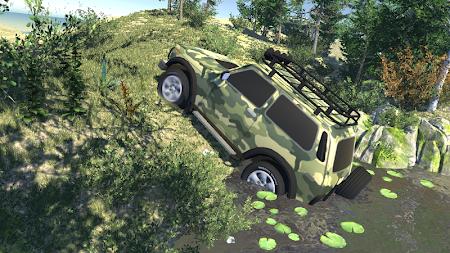Russian Cars: Offroad 4x4 1.0.4 screenshot 2021635