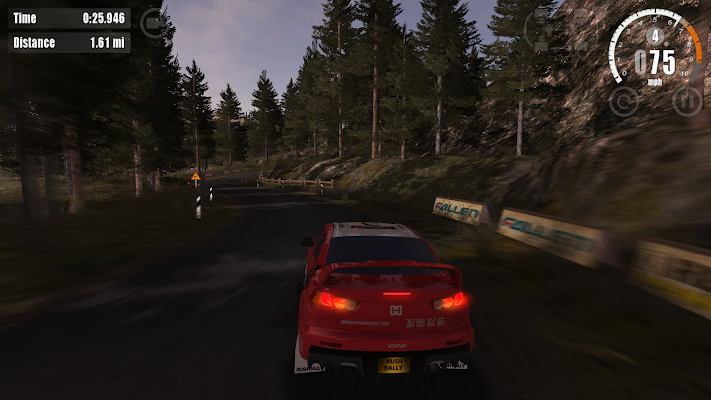 Rush Rally 3 Screenshot Image