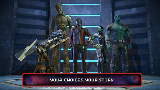 Guardians of the Galaxy TTG screenshot 14