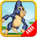 Gorilla Jump - Free Action Jump Game icon