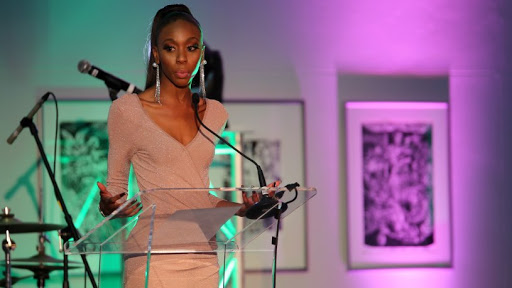 Faith Mangope, brand ambassador of SAP ACW.