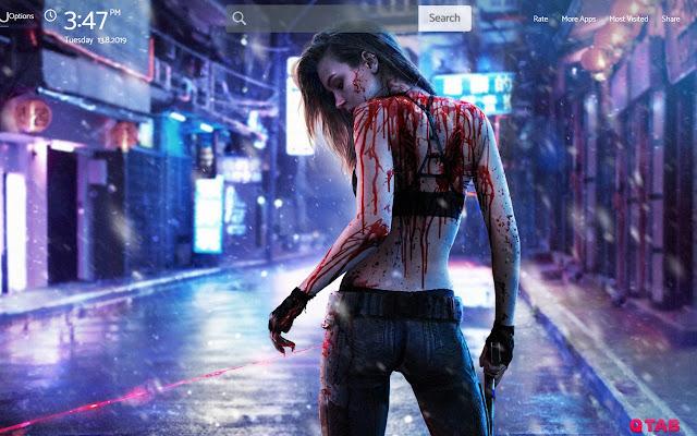 Cyberpunk 2077 Wallpapers Hd Theme