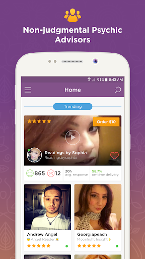 免費下載生活APP|Purple Ocean Psychic Reading app開箱文|APP開箱王