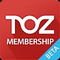 토즈 멤버십-1등 공간서비스 TOZ 필수어플 icon
