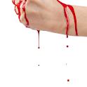 Hand blood Wallpapers icon