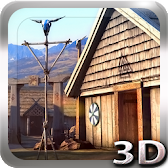 Vikings 3D LWP APK Icon
