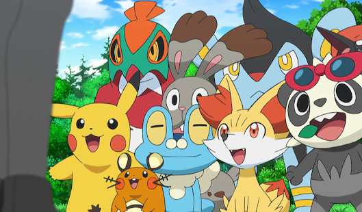 Pokémon TV – Miniaturansicht des Screenshots