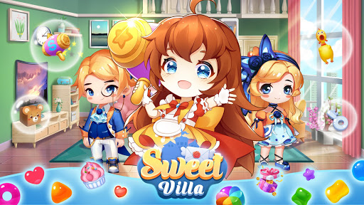 Sweet Villa android2mod screenshots 1