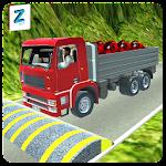 3D Truck Driving Simulator Icon