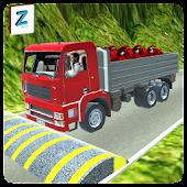 3D Truck Driving Simulator