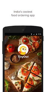 TinyOwl Food Ordering - screenshot thumbnail