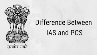Difference Between IAS and PCS