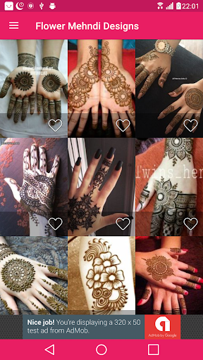 Flower Mehndi Designs 2020 Aplikasi Di Google Play