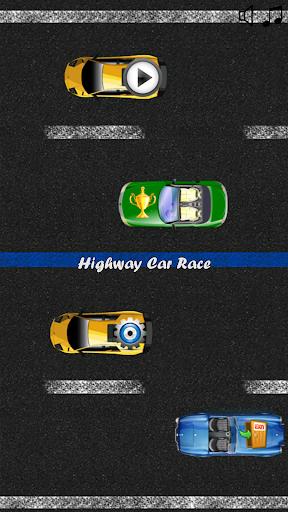 Highway Car Speed Game