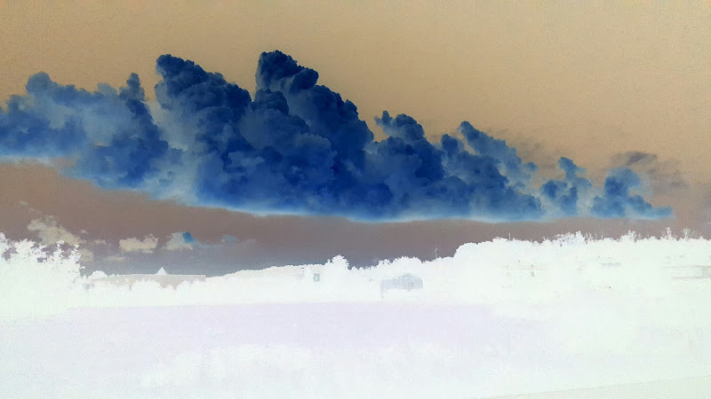 nuvola al negativo di Sandysandy