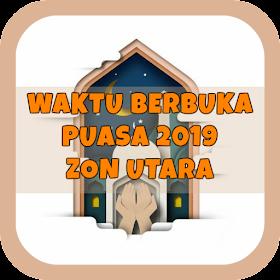 Buka Puasa Zon Utara 2019