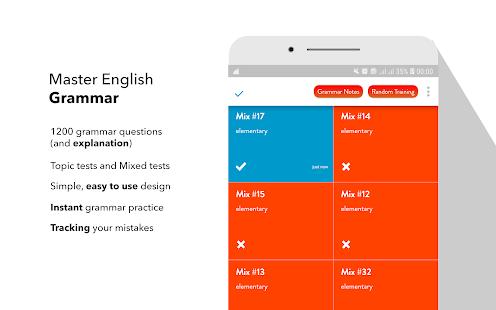 English Grammar Test Apps En Google Play