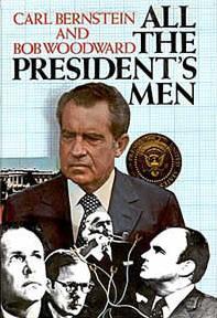 "Libro ""All the President's Men"""
