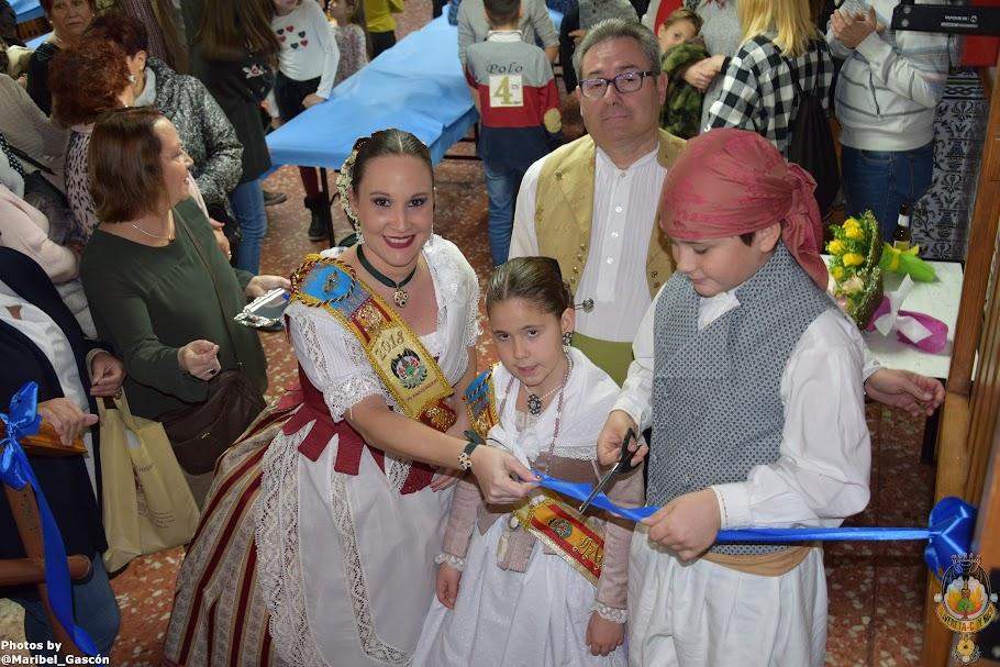Inauguració Setmana Cultural. Falla Olivereta - Cerdá i Rico