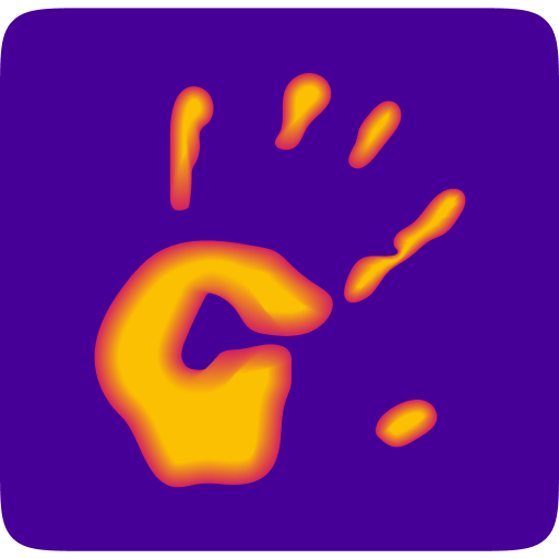 Thermal scanner camera VR Icon