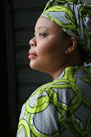 Karin Hannes Social Engagements leymah Gbowee University Fund for Leadership of African Women