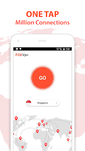 Fox VPN – Unlimited Free VPN Proxy Secure App Download For Android 2