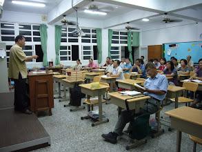 Photo: 20110926實用易經與農民曆研習