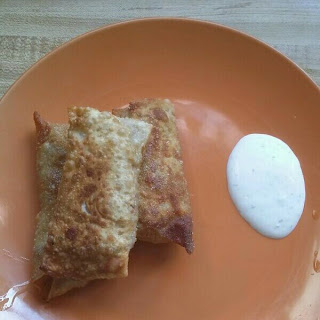 Tex-Mex Egg Rolls #SundaySupper