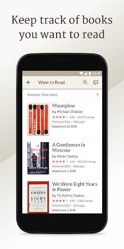 Goodreads 2.3.3 Build 1 screenshots 6