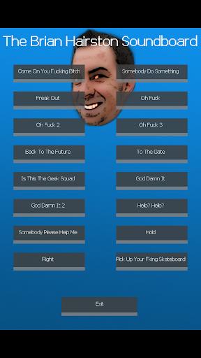 The Brian Hairston Soundboard