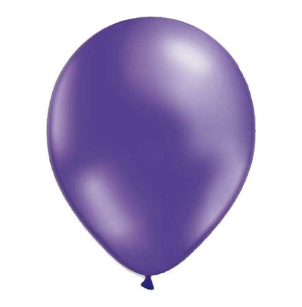Ballonger - Lila metallic
