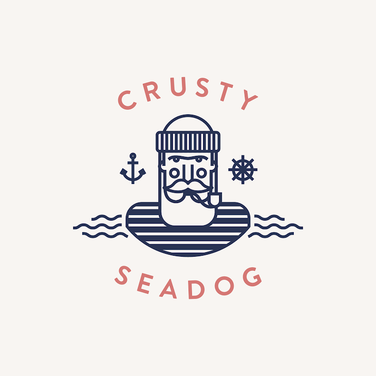 Logo of Humble Sea Crusty Seadog