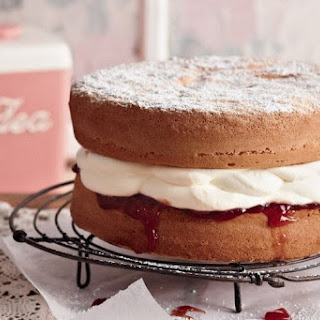Featherweight Sponge Cake