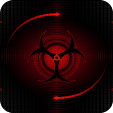 Rot C Launcher Themen icon